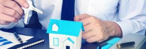 la gestion de son bien immobilier à une agence