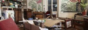 appartements squattés